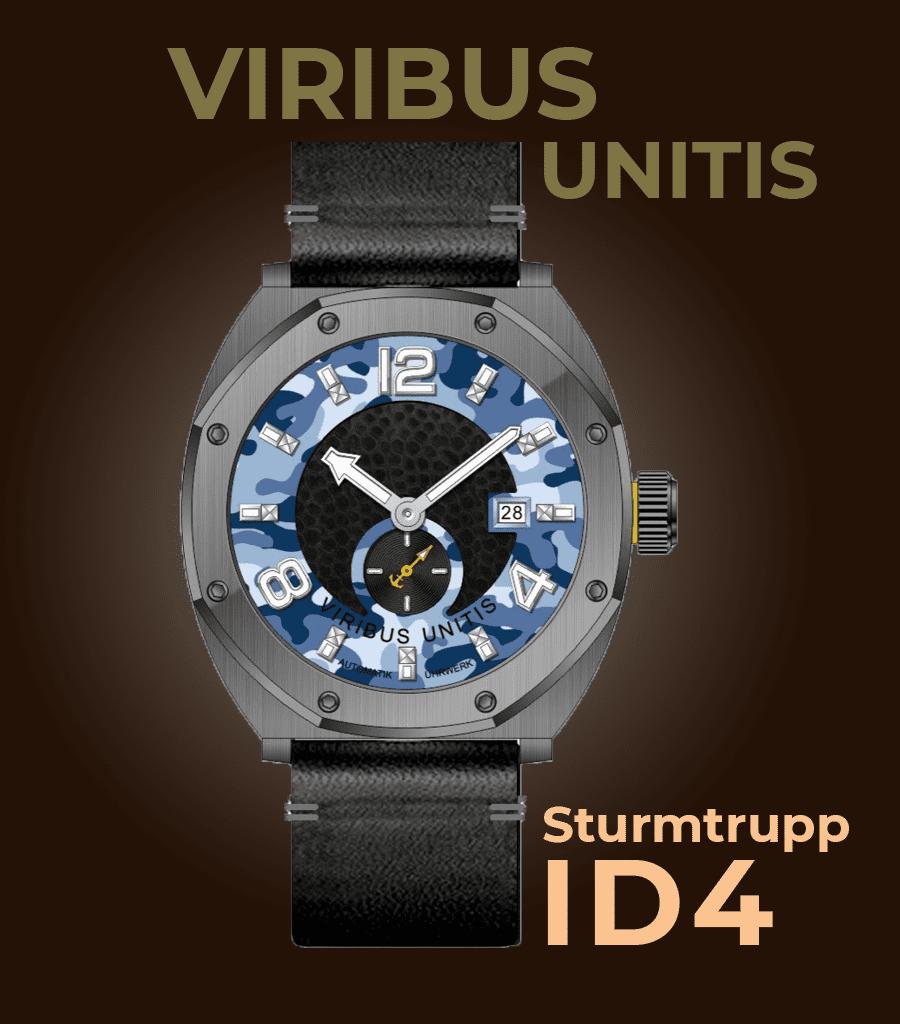 Viribus Unitis ID4 Sturmtrupp