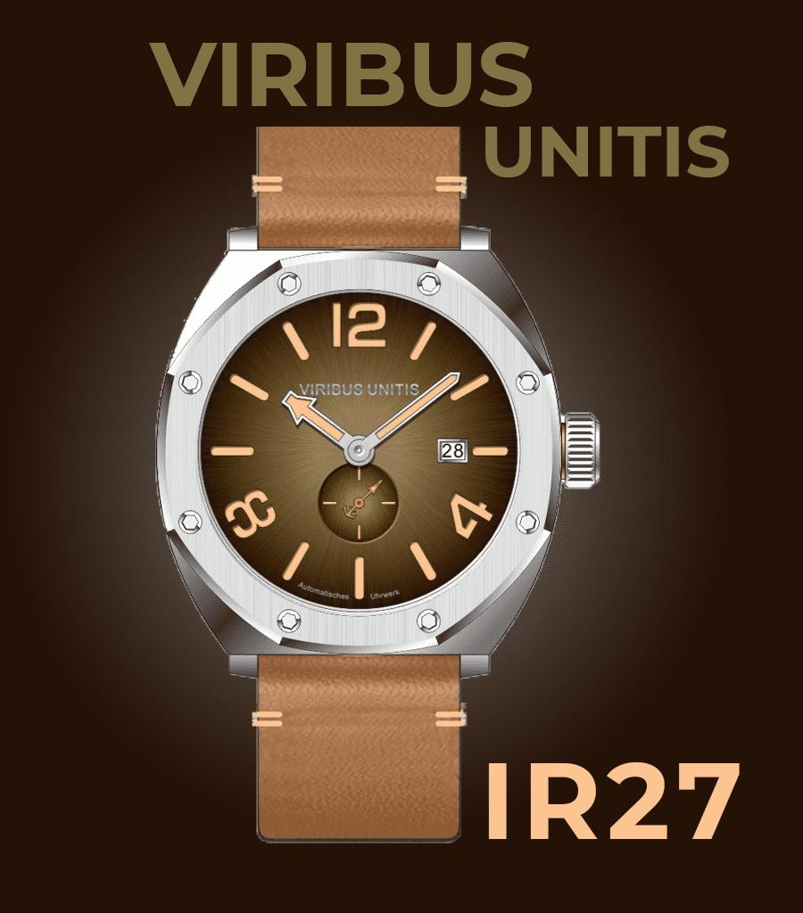 Viribus Unitis IR27-Letztstand