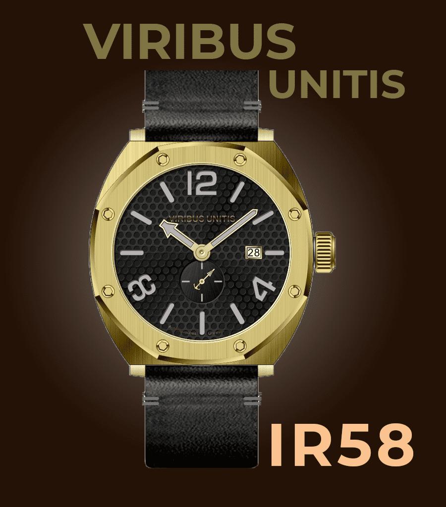 Viribus Unitis IR58