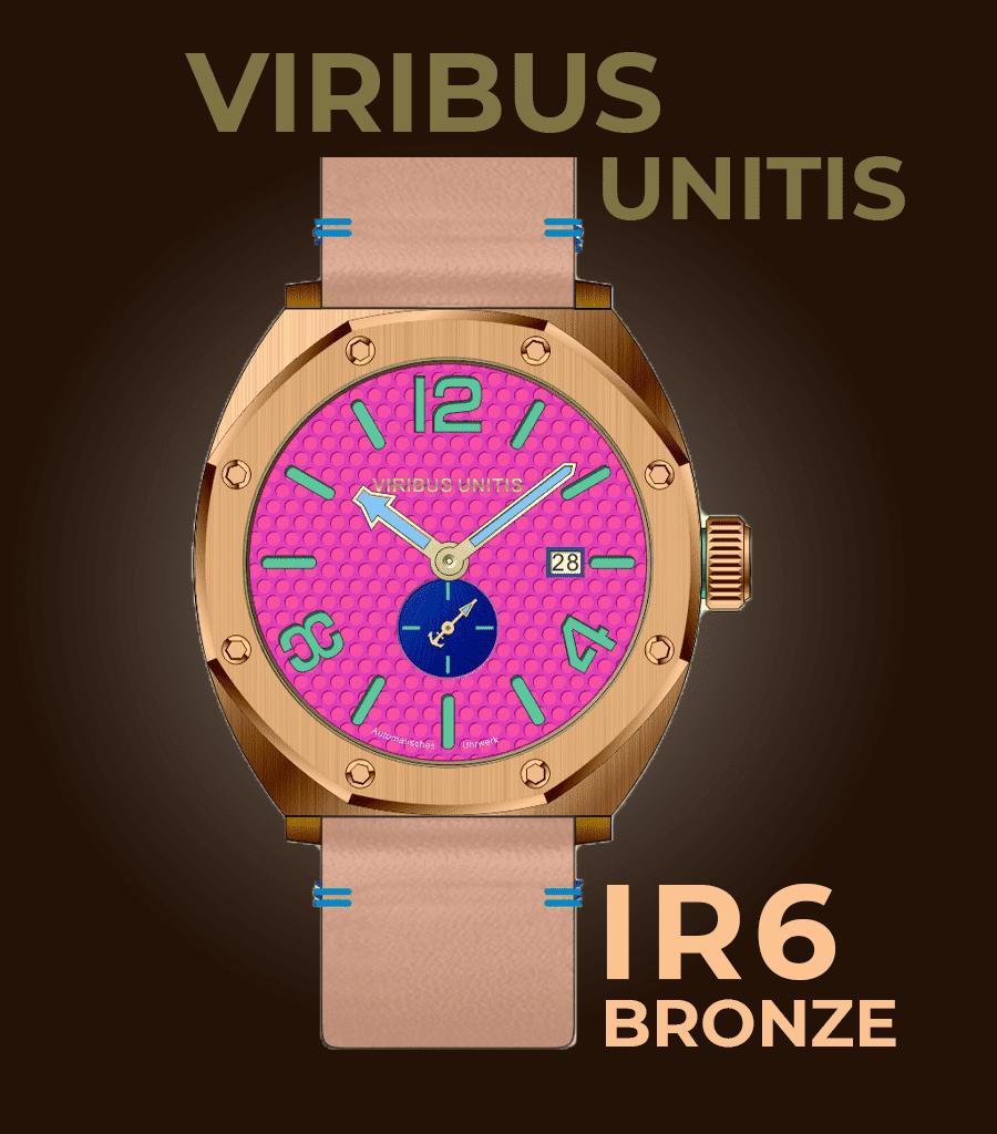 Viribus Unitis IR6 Bronze-Letztstand