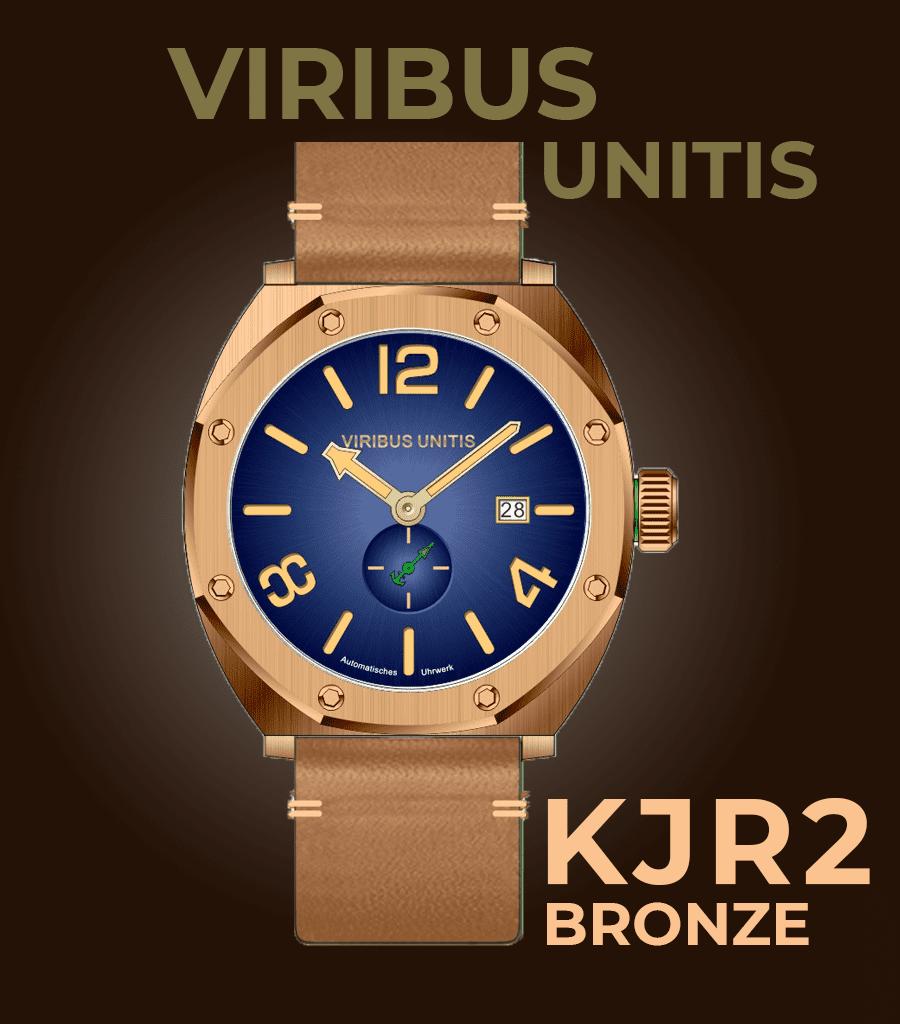 Viribus Unitis KJR2 Bronze