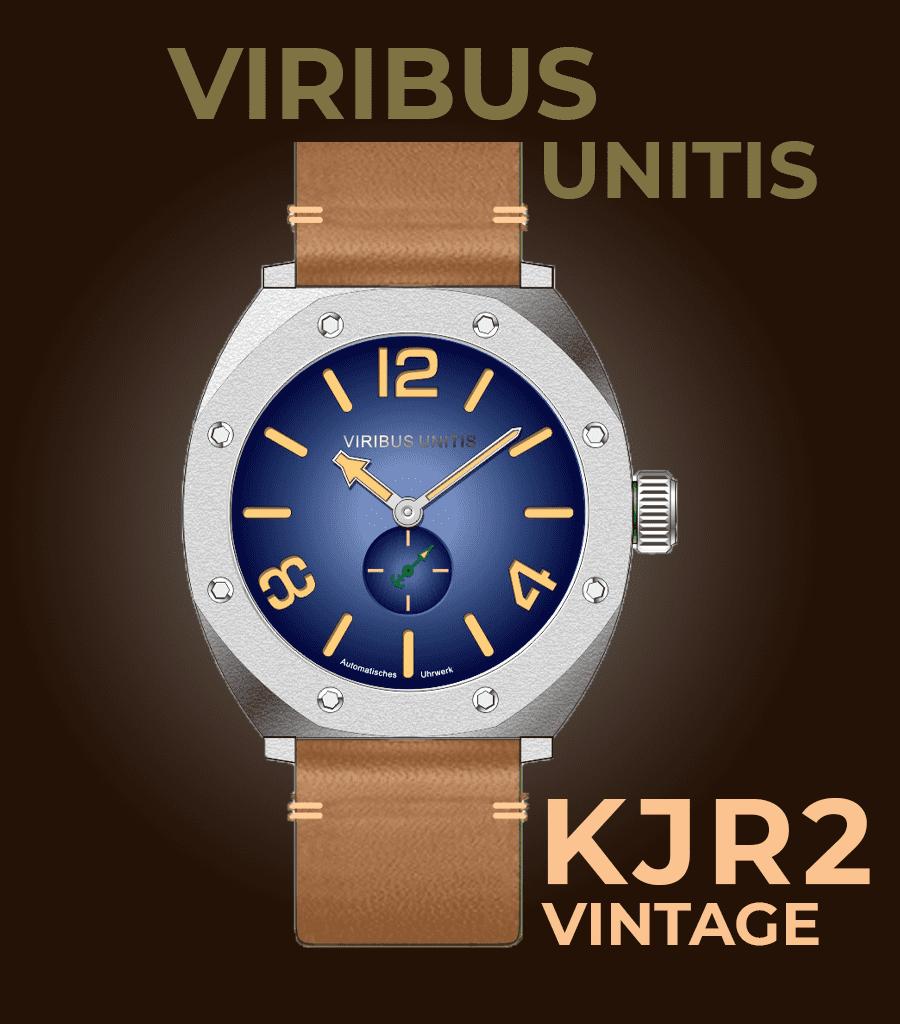 Viribus Unitis KJR2 Vintage