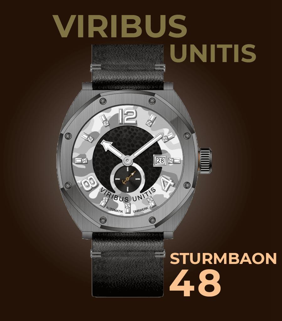 Viribus Unitis Sturmbaon 48