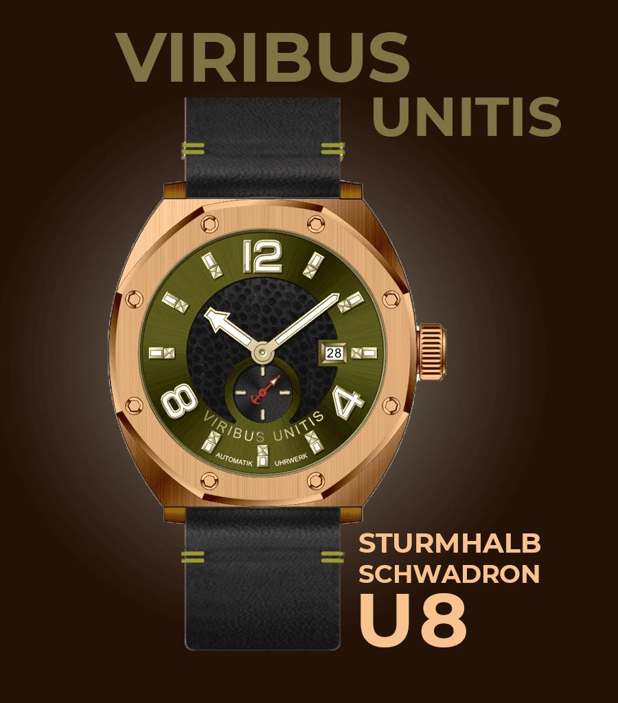 Viribus Unitis Sturmhalbschwadron U8