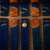 Uhrenband TIR braun