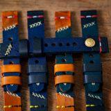 Watch strap IR4 brown