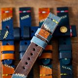 Watch strap RL brown