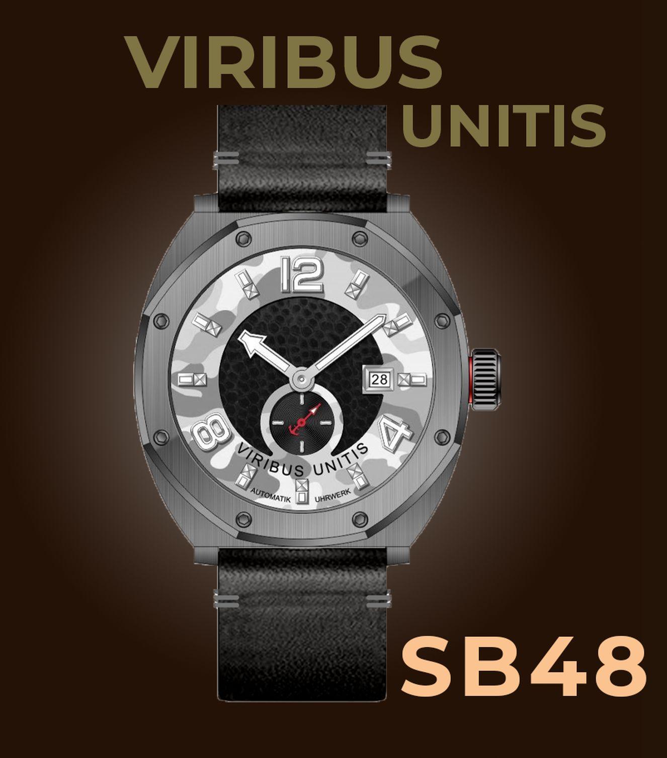 Viribus Unitis Watches