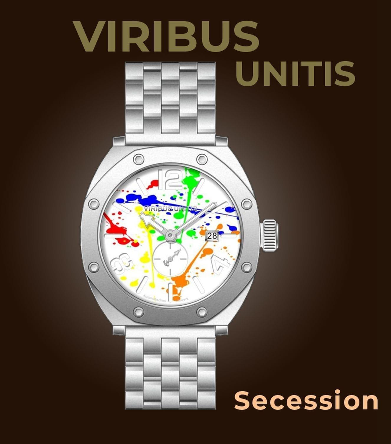 Viribus Unitis Watches Modell Secession